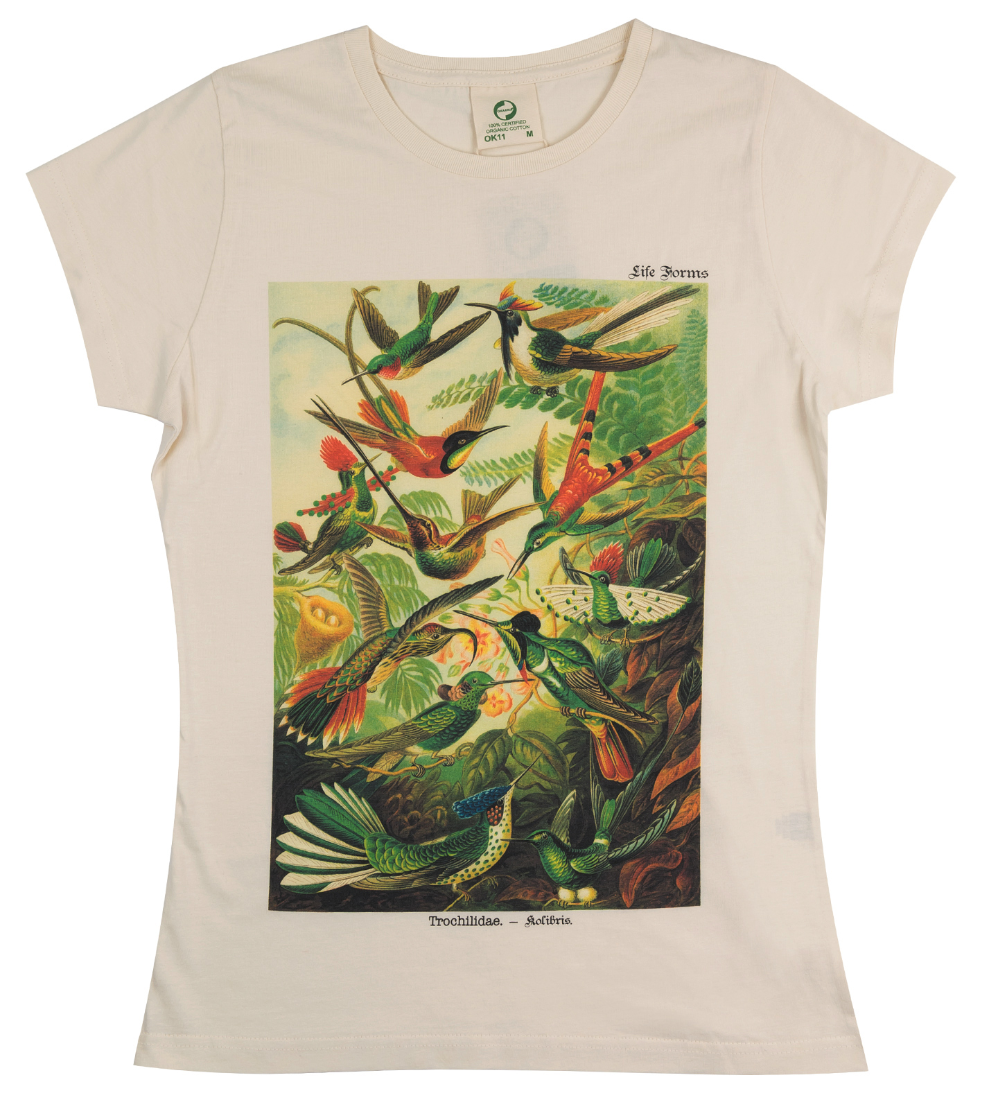 trochilidae hummingbirds t-shirt